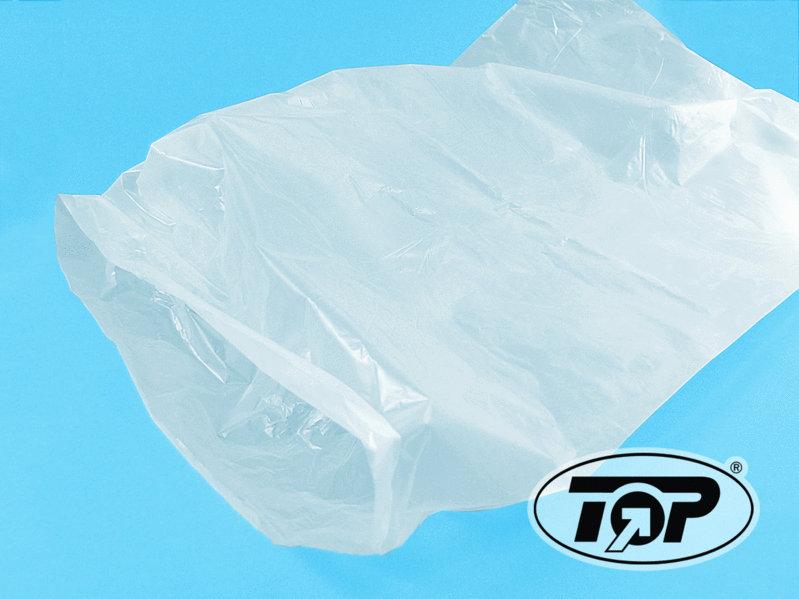 Lebensmittelsack E2 Kiste 650x450x650mm 10my transparent 500St