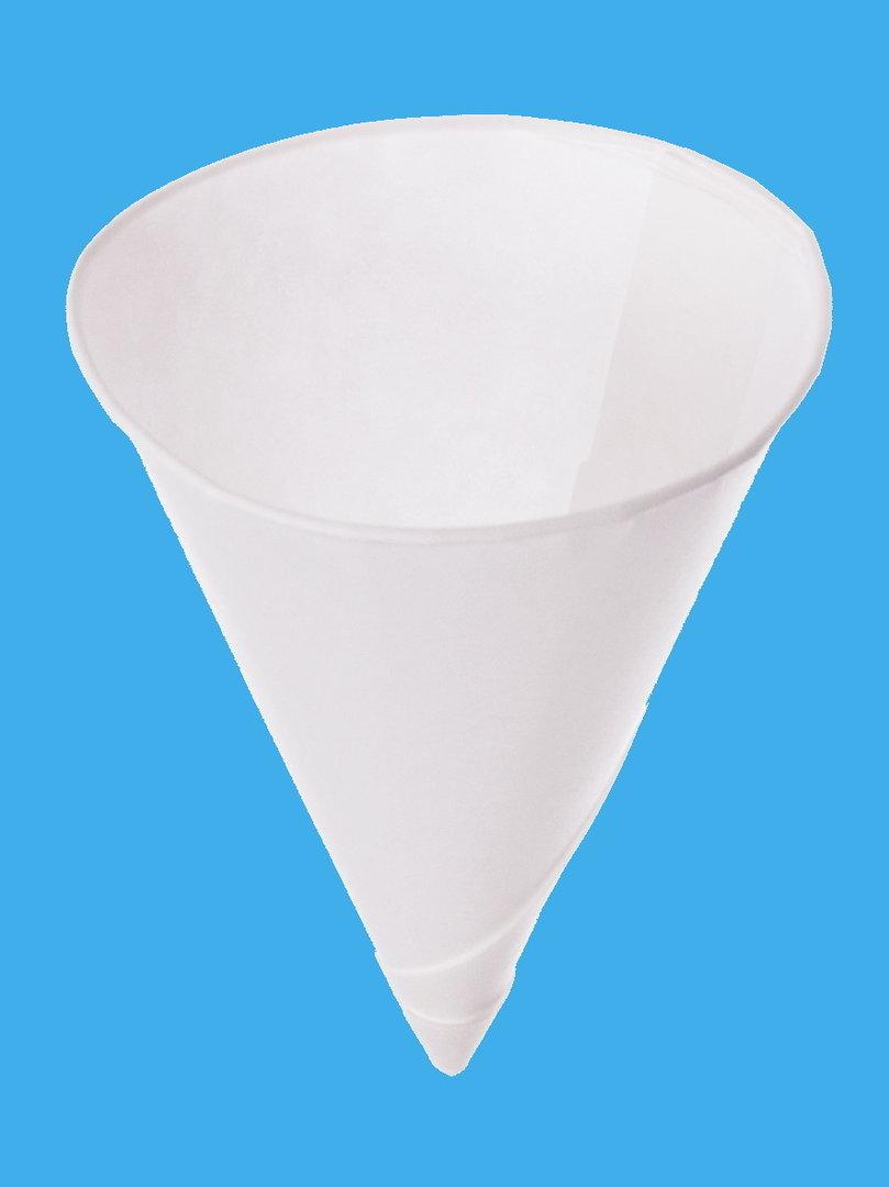 Papier Cones Spitzbecher 8oz 200ml 2500St