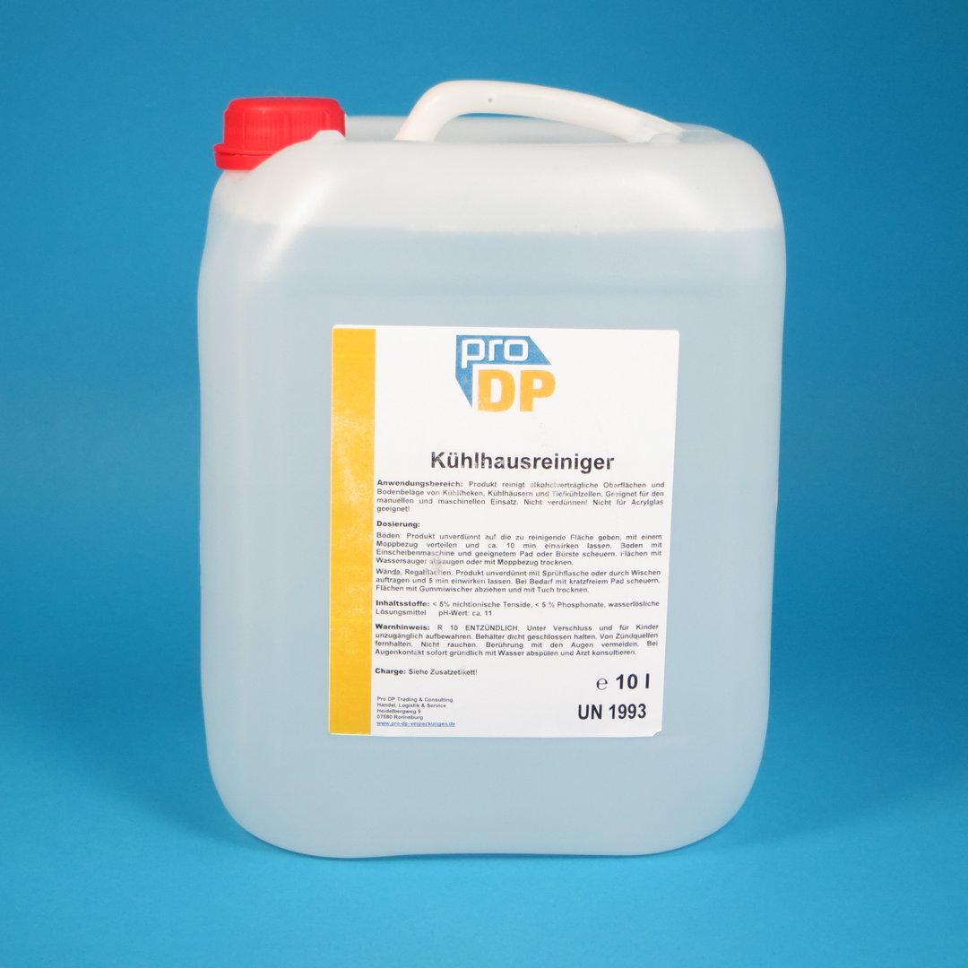 Pro DP Kühlhausreiniger 10l Kanister