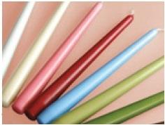 Spitzkerze Leuchterkerze 250mm 100St versch. Farben