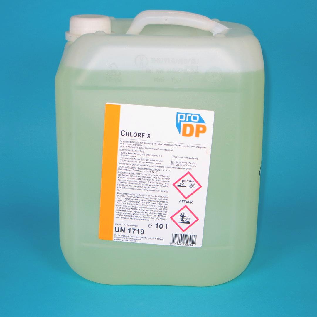 Pro DP Chlorfix Hygiene Reiniger 10l Kanister
