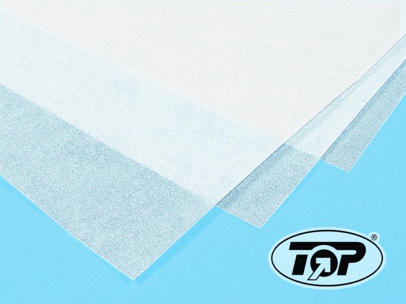 Backtrennpapier weiß Zuschnitte versch. Formate 500St