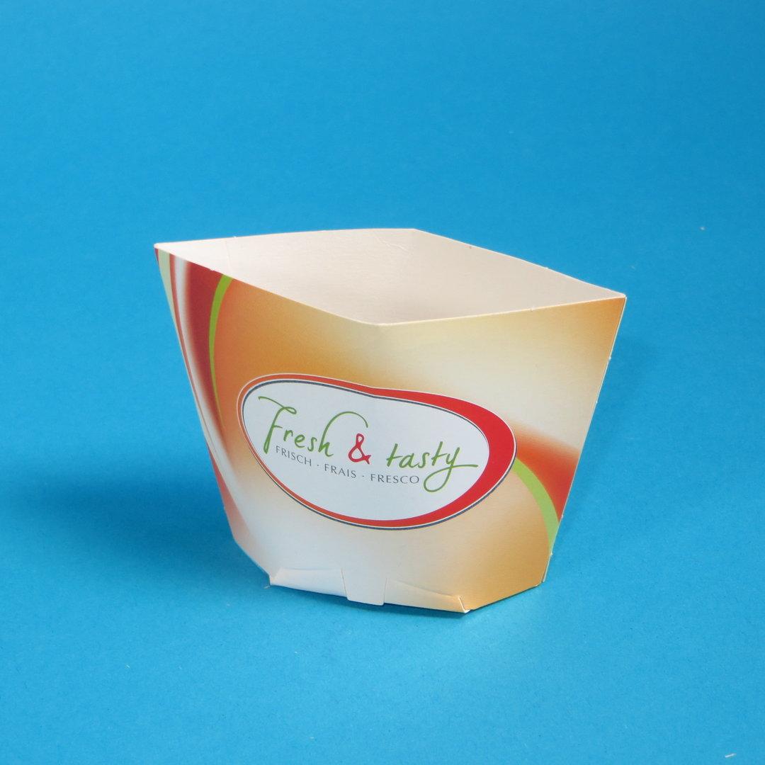 "Snack Wrap Schütten ""Fresh & Tasty"" 500St"