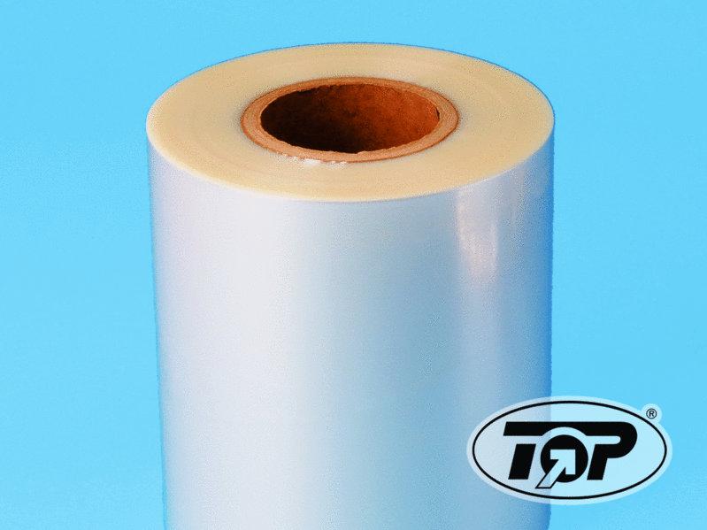 Thermo Siegelfolie transparent  190mm / 250m 1Ro