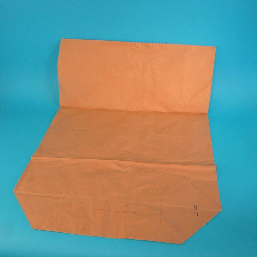Papier Müllsack braun nassfest 120l 700x950mm 25St.