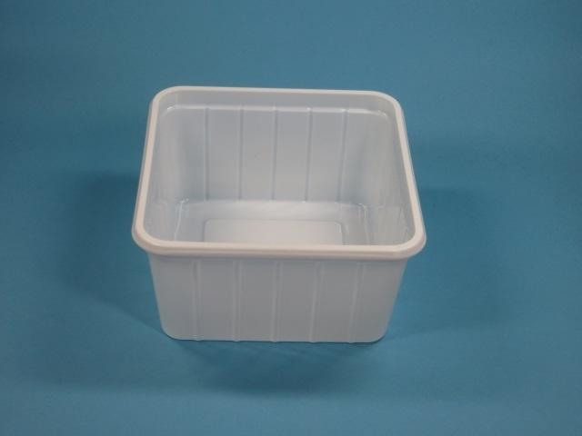 Verpackungsbecher weiß 500ml 115x115x61mm 600St