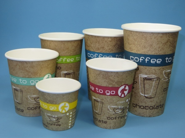 """Coffeecup """"Coffee to go"""" versch. Größen ab"""