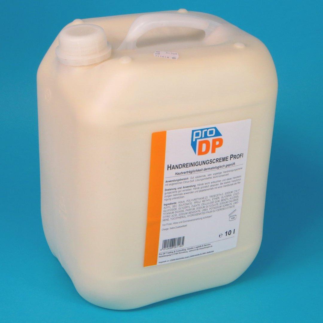 Pro DP Profi Handwaschpaste Citrus extrastark 10l