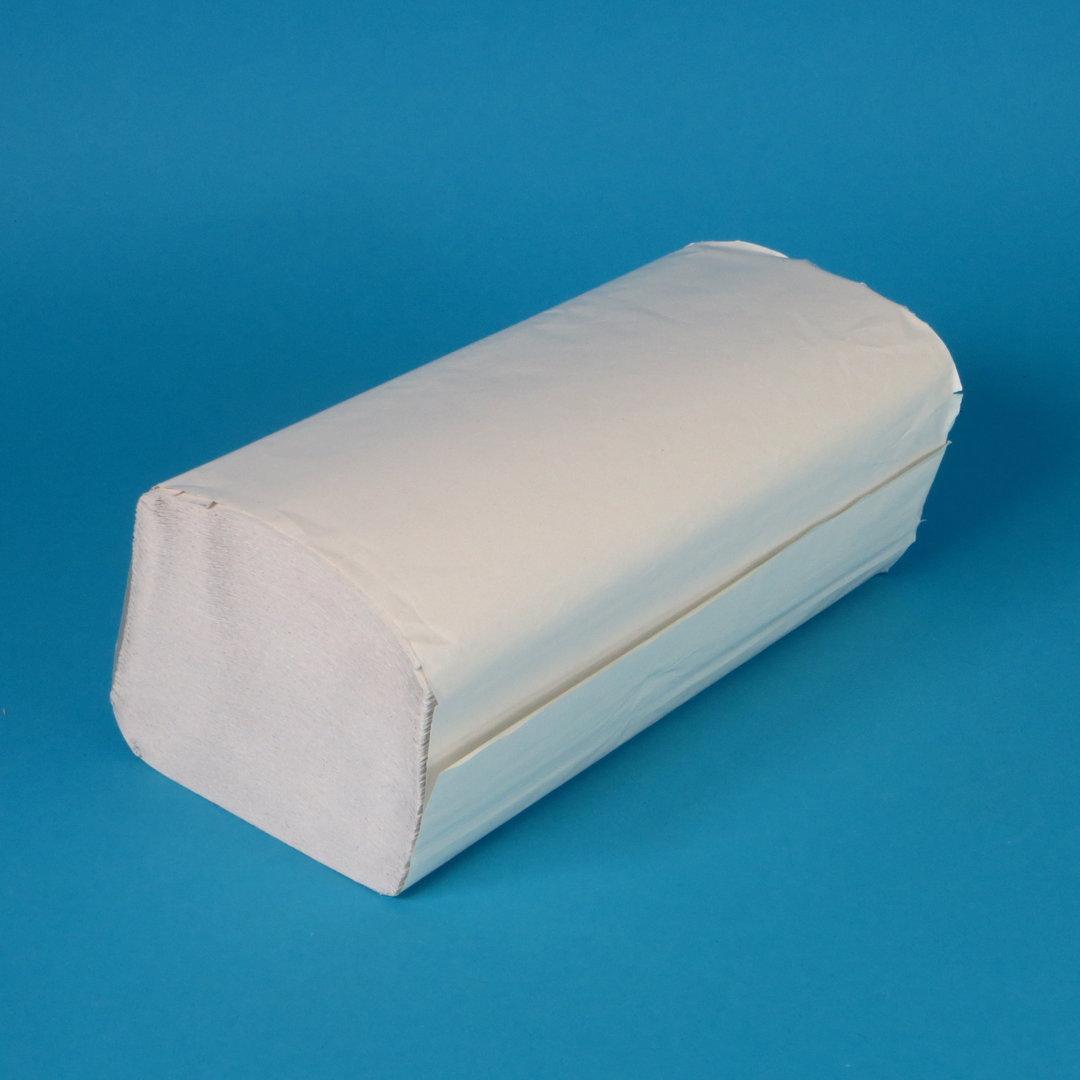 Papierhandtücher weiß 25x23cm 1-lg Z-Falz 5.000St