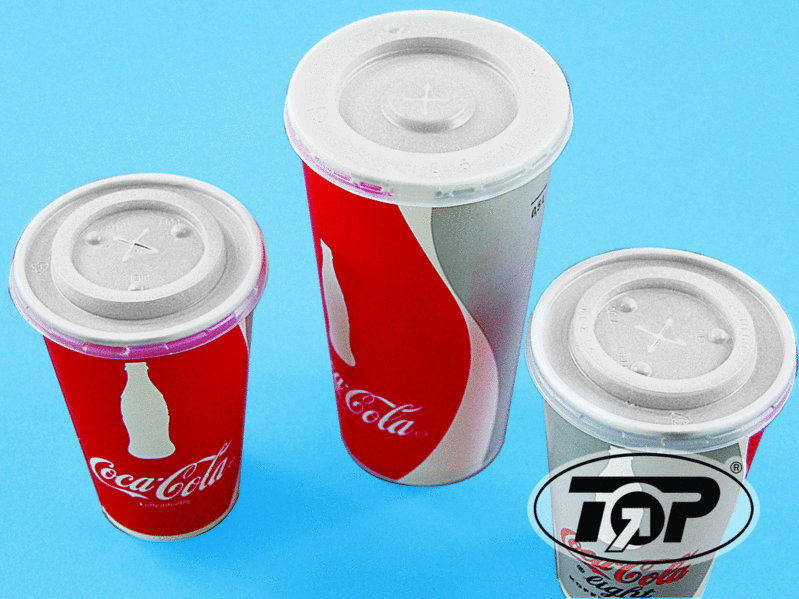 "Trinkbecher Hartpapier 200ml ""Coca Cola""  2500St"