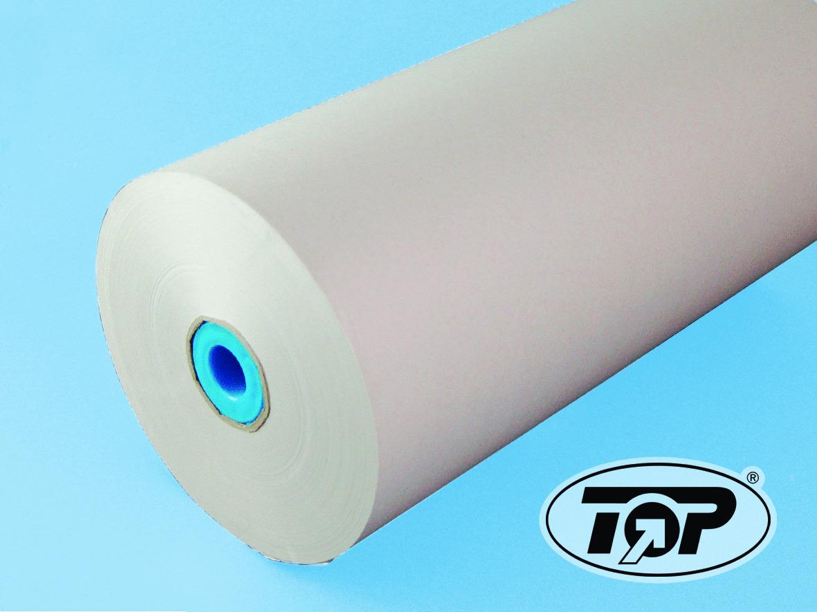 Einschlagpapier Cellulose weiß 40g 30cm auf Rolle 6kg 1Ro