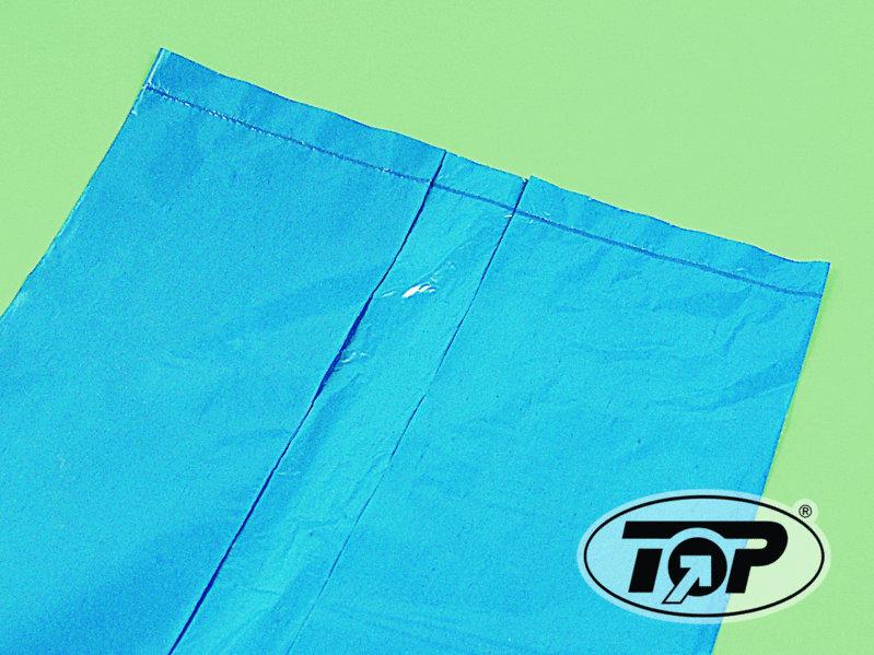 Müllsack blau 120l 700x1100mm T100 extrastark 250St
