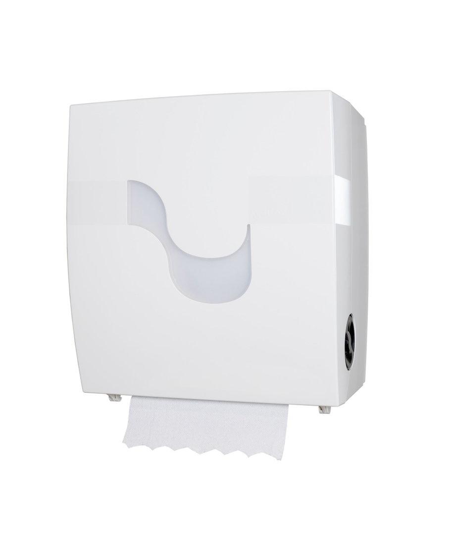 Handtuchrollen Spender Autocut weiß 1St