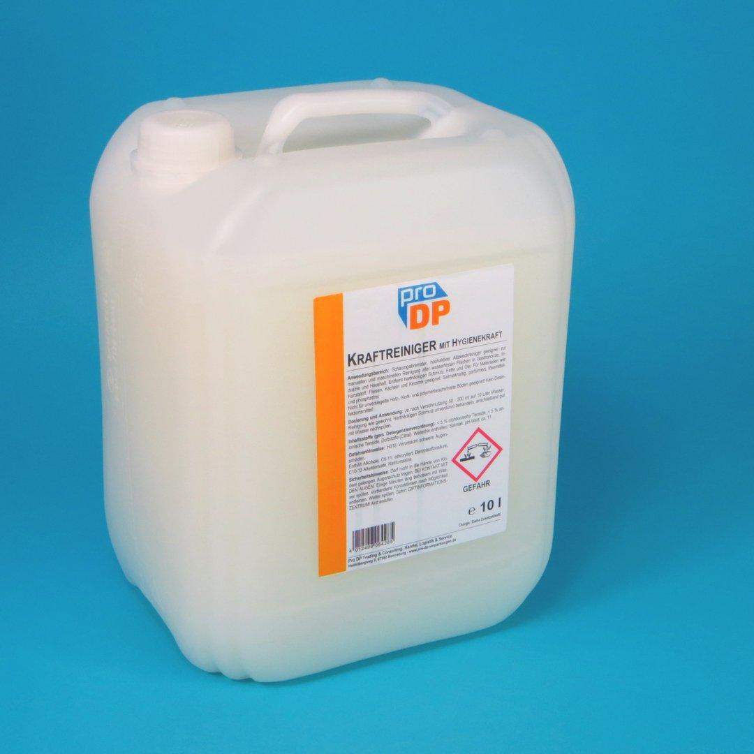 Pro DP Kraftreiniger + Hygiene 10l Kanister