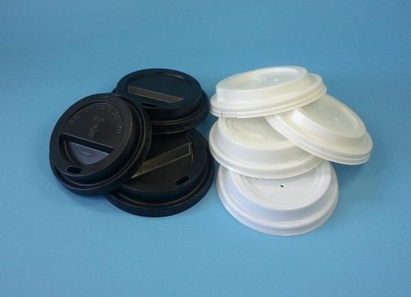 Deckel weiß für Coffee Cup 300ml 85mm 1000St.