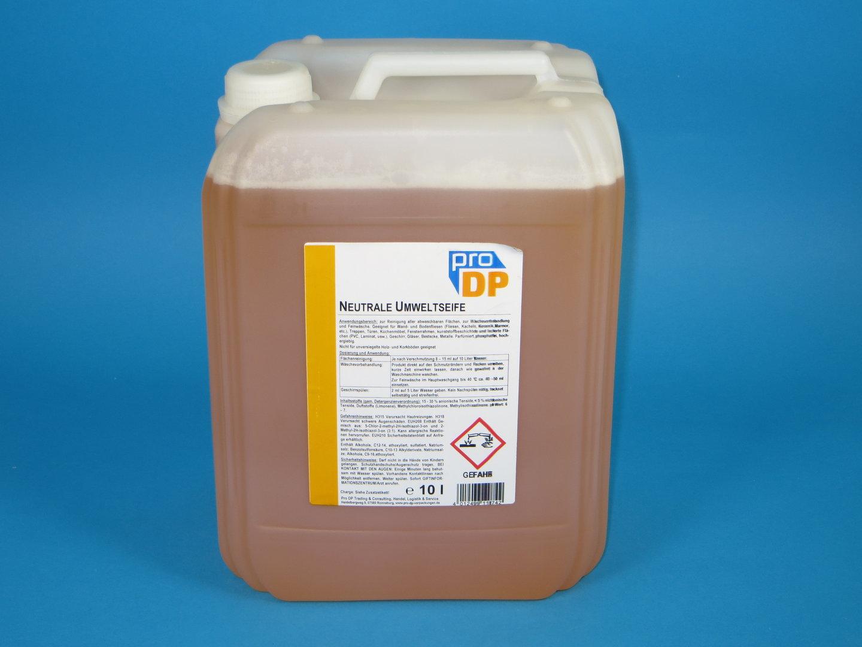 Pro DP Neutrale Umweltseife biologisch abbaubar 10l Kanister