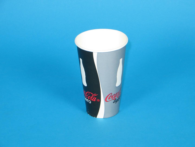 "Trinkbecher Hartpapier 300ml ""Coca Cola""  2000St"