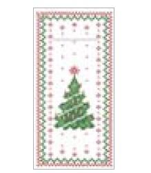 """Pocket Napkin """"Weihnachtsbaum"""" Airlaid 40x40cm 1/8 600St"""