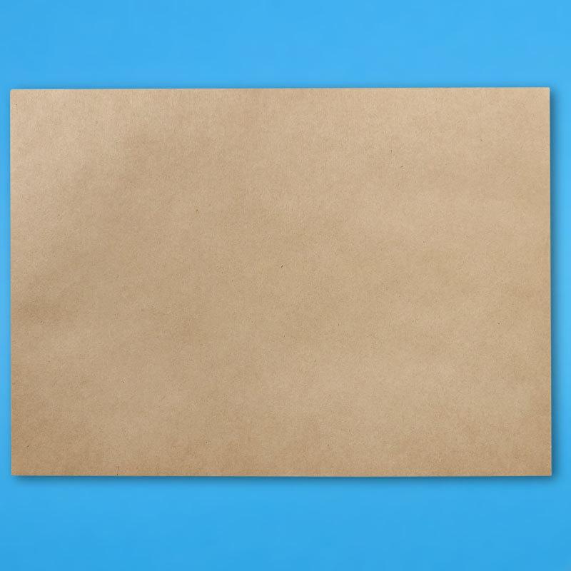 Bio Einschlagpapier Perga Ersatz fettdicht braun versch. Größen