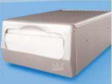 Spenderserviette weiß 31x32cm gefaltet auf 16x9,5cm 7.200St
