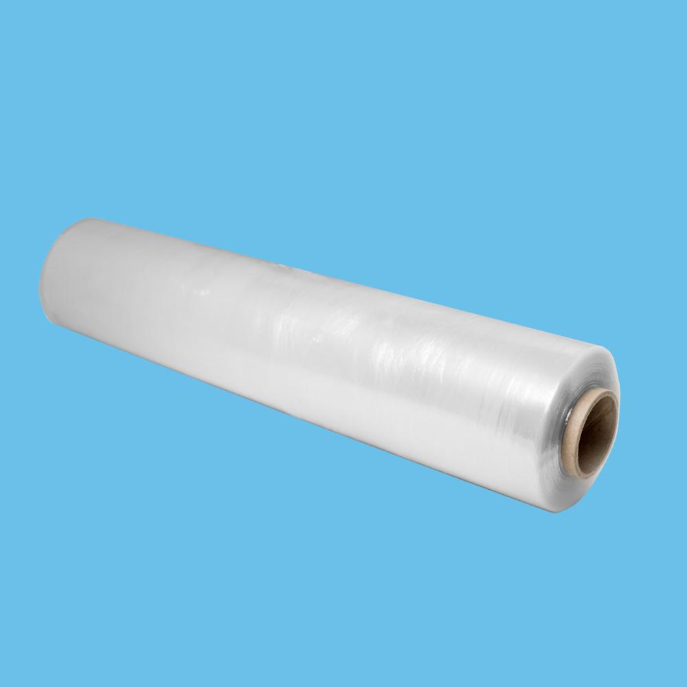 Paletten Handstretchfolie transparent 45cm/300m PE T20 6St.