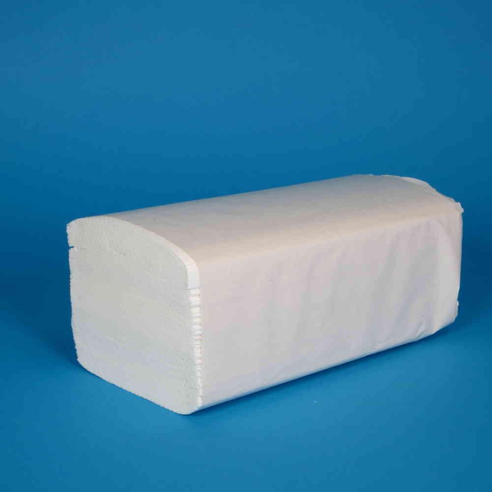 Papierhandtücher hochweiß 25x31cm 2-lg C-Falz 3.040St