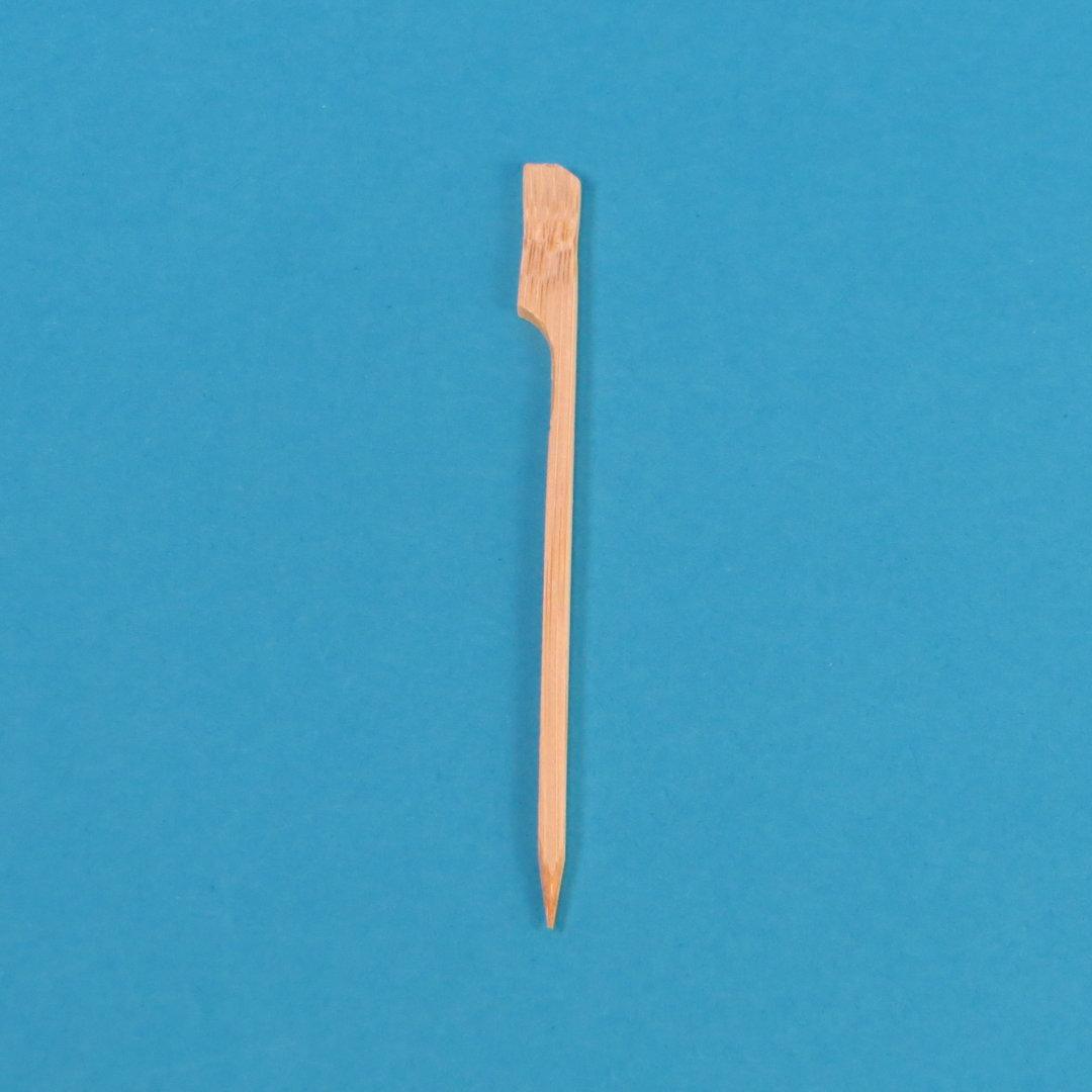 Food Spieße Bambus mit Anfasser 2000St. versch. Größen