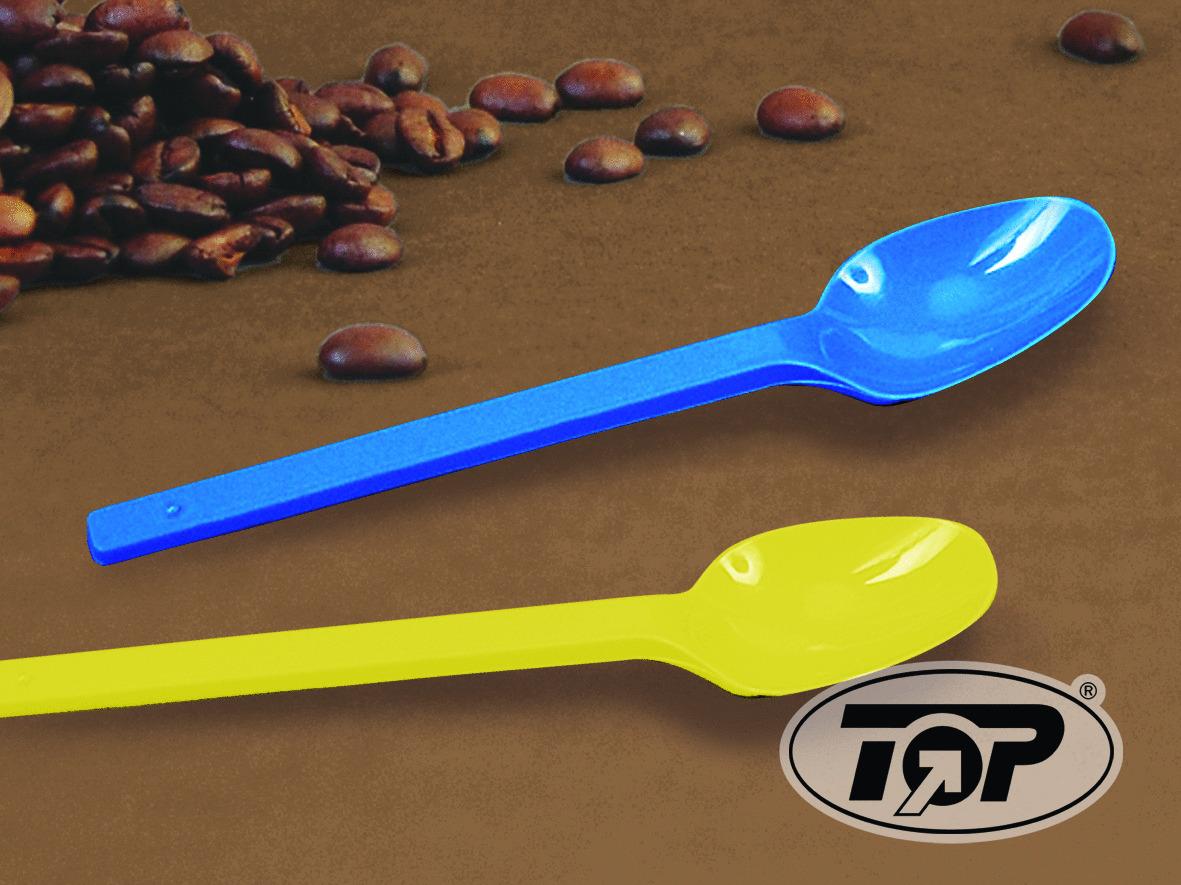 Kaffeelöffel bunt 125mm 2.000St