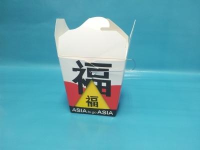 "Asia Snackbox mit Henkel ""Asia"" 16oz 500ml 500St"
