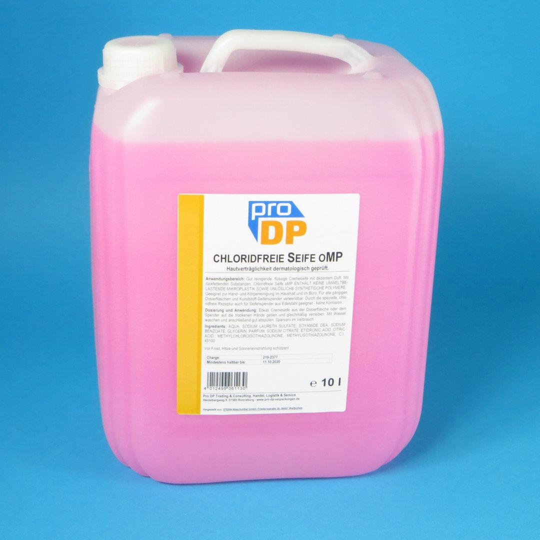 Pro DP Cremeseife OMP mikroplastik- & chloridfrei 10l