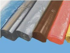 Müllsack transparent 120l 700x1100mm 60my 250St