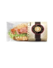 """Snack Bag L """"Feel good"""" THERMO 215x80x225mm 1000St"""
