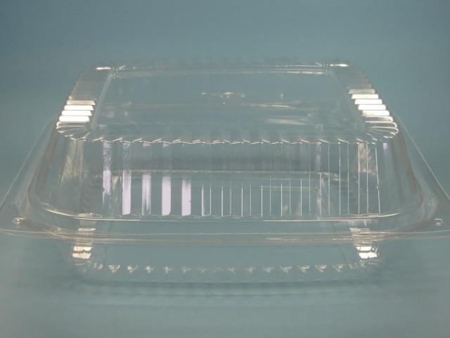 Salatbox klar 1000+1000ml 220x193x75mm 250St