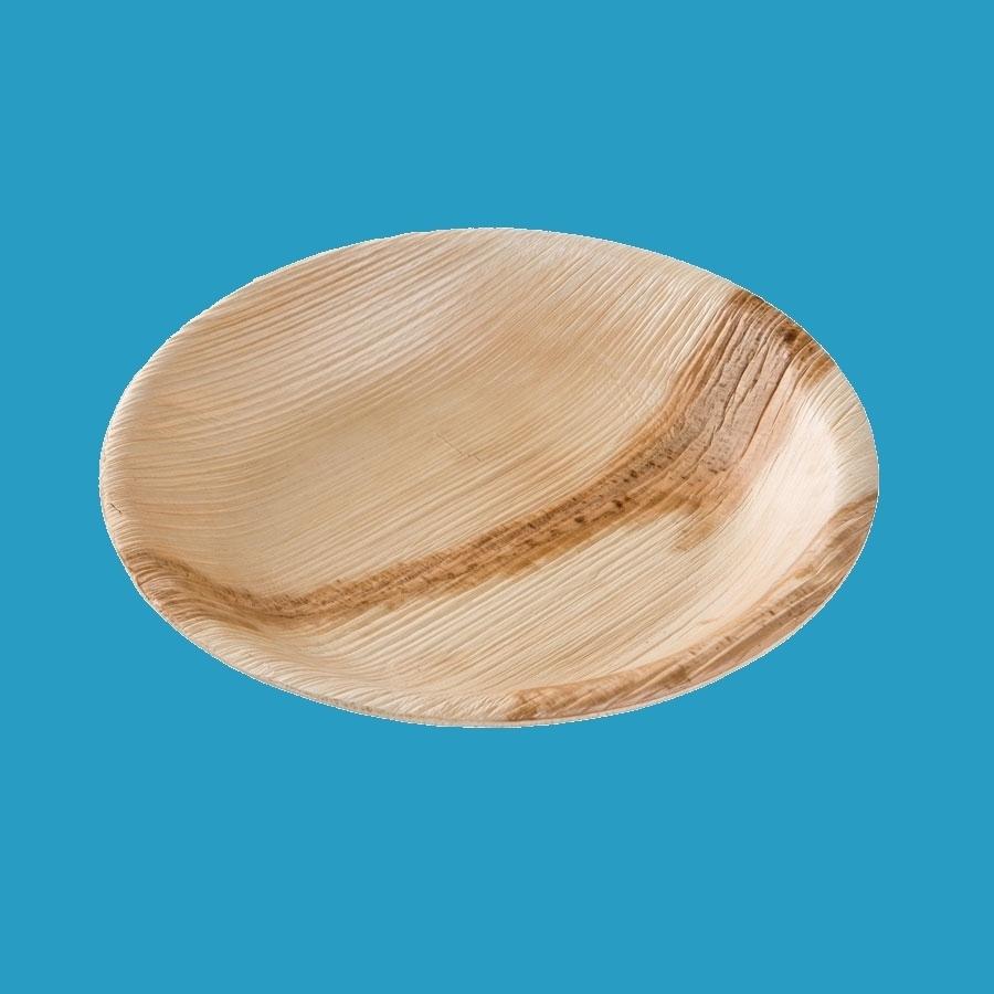 Bio Palmblatt Schalen rund Ø18cm 3,5cm tief 300ml 200St