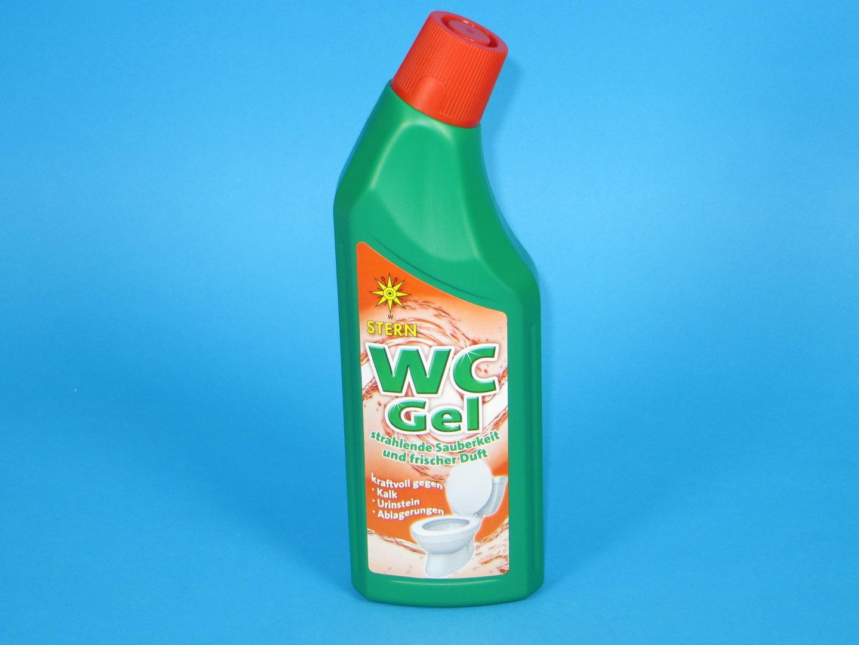 WC Reinigungsgel 750ml 12 Flaschen