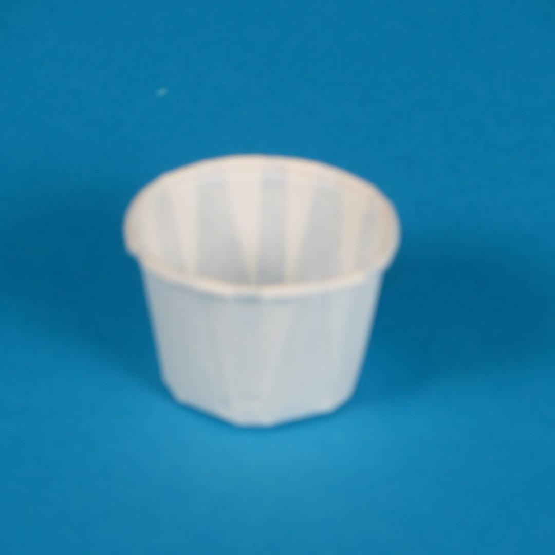 Bio Dressingbecher aus Papier 30ml Ø45mm 29mm hoch 5000St