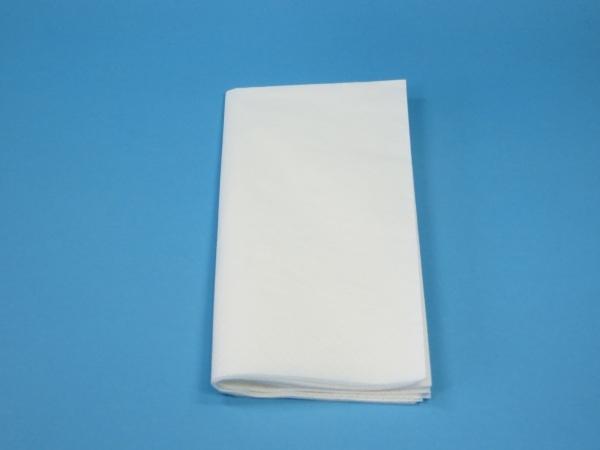Tissue Servietten 40x40cm 2lg 1/8 weiß 1500St
